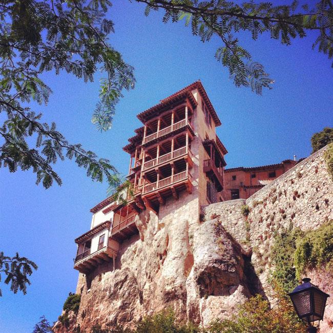 Casas colgadas - Cuenca