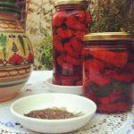 Tomates secos: paso 3